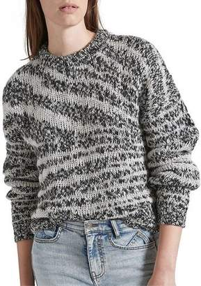 Current/Elliott The Cybil Marled Sweater