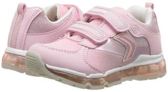 Geox Kids Android 15 Girl's Shoes