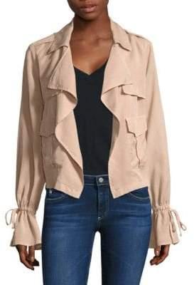 Ella Moss Calix Tie Sleeve Jacket