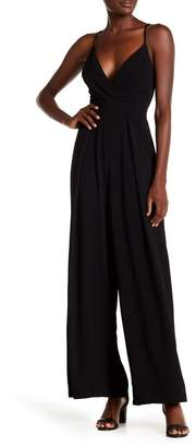 Socialite Tie Back V-Neck Jumpsuit