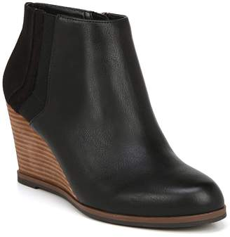 Dr. Scholl's Dr. Scholls Patch Women's Wedge Ankle Boots