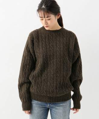 Journal Standard (ジャーナル スタンダード) - journal standard luxe ☆【JAMIESONS/ジャミーソンズ】 CABLE CREW-NECK PULL◆