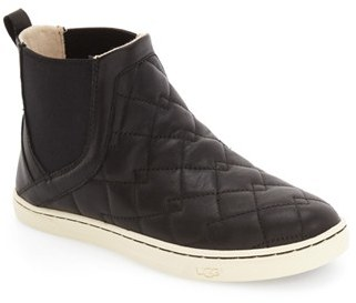 UGG ® 'Hollyn' Quilted High Top Sneaker (Women) $109.95 thestylecure.com