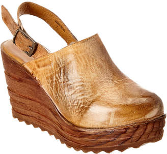 Bed Stu Parma Leather Wedge