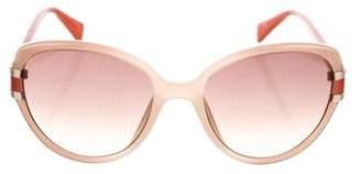Diane von Furstenberg Gwen Tinted Sunglasses