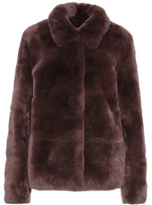 Yves Salomon Meteo Fur coat