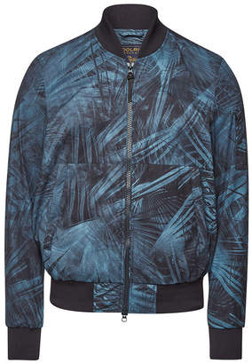 Woolrich Eagle Printed Bomber Jacket