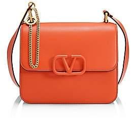 Valentino Women's VSling Leather Crossbody Bag