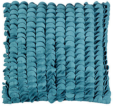 Cameia Cushion, Teal