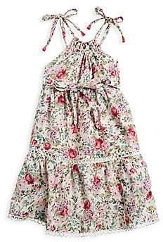 Zimmermann Kids Little Girl's & Girl's Honour Floral Dress