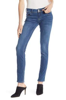 Hudson Jeans Collin Flap Skinny Jeans