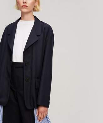 Cavallini Erika Suit Blazer With Shirting Insert