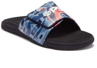 PSD Warface Slide Sandal