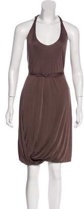 Bottega Veneta Knee-Length Sleeveless Dress