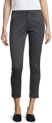 UNIONBAY SUPPLIES BY Supplies By Womens Mid Rise Modern Fit Ankle Pant