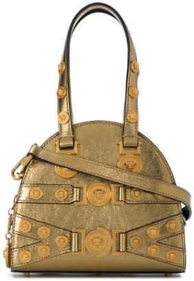 Versace studded Medusa shoulder bag