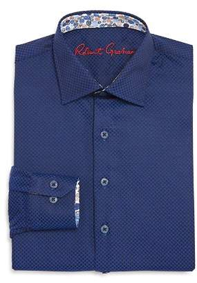 Robert Graham Boys' Willowhill Shirt - Big Kid