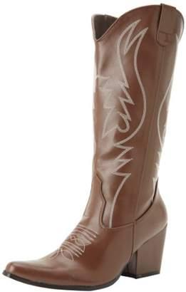 Funtasma Women's Cowboy-200/BNPU Knee-High Boot