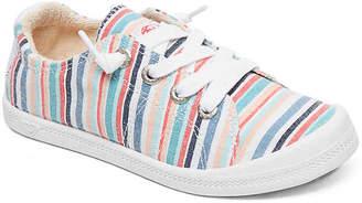 Roxy Bayshore III Toddler & Youth Slip-On Sneaker - Girl's