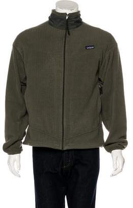 Patagonia Fleece Zip Sweater