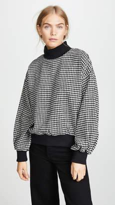 J.o.a. Houndstooth Sweater