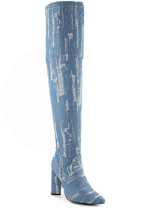 Qupid Miss 46 Over The Knee Boot - Women's