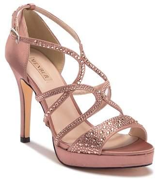Menbur Guadalope Crystal Embellished Sandal