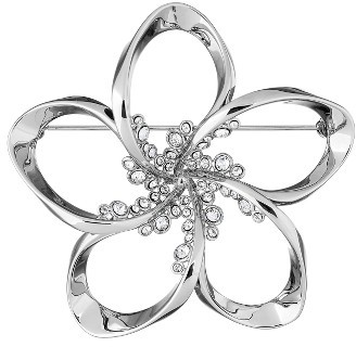 Women's Ted Baker London Belvas Crystal Blossom Brooch $79 thestylecure.com