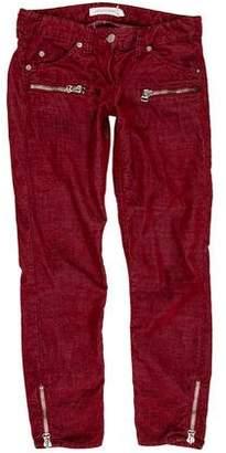 Etoile Isabel Marant Low Rise Skinny Jeans