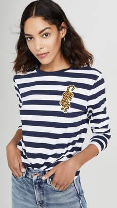 Etre Cecile Badge Breton Long Sleeve T-Shirt
