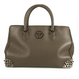 Philipp Plein Leather handbag