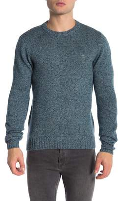 Original Penguin Twisted Yarn Wool Blend Sweater