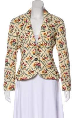 Christian Dior Lightweight Textured Blazer