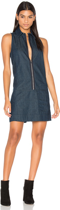 G-Star Blake Zip Front Dress $150 thestylecure.com