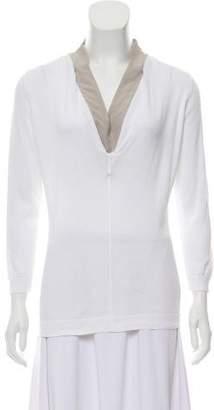 Fabiana Filippi Long Sleeve Tunic