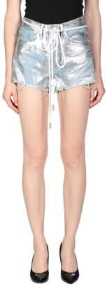 Off-White OFF-WHITETM Denim shorts