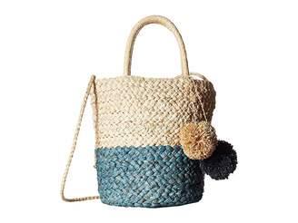 Hat Attack Bi-Color Bag Bags