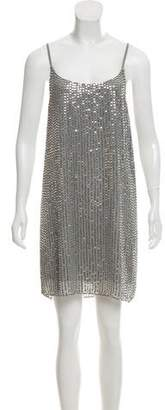 Walter Baker Sequin Mini Dress