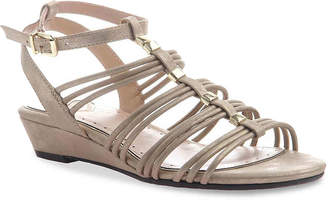 Mia Sound Wedge Sandal - Women's