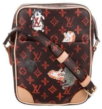 Louis Vuitton x Grace Coddington Catogram Paname I Medium Crossbody w/ Tags