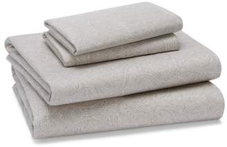 Bloomingdale's Essentials Paisley Sheet Set, Twin - 100% Exclusive
