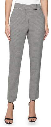 Reiss Arlo Puppytooth Check Trousers