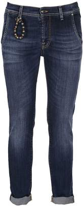Roy Rogers Roy Roger's Cropped Jeans