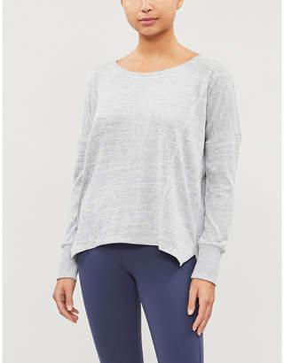 Lorna Jane Darcy round-neck stretch-knit top