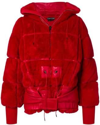 Tom Ford puffer coat