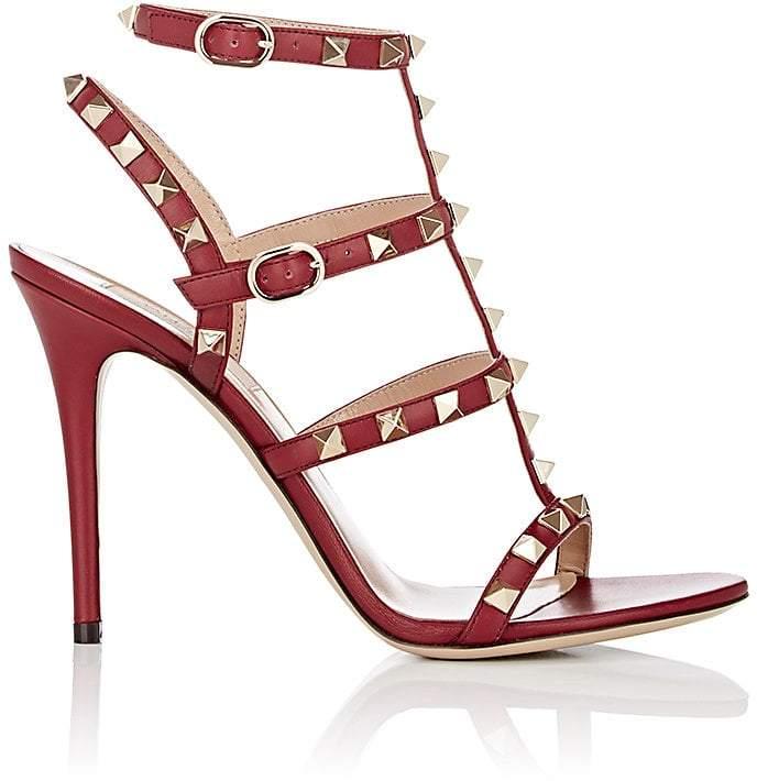 Valentino Garavani Women's Rockstud Multi-Strap Sandals