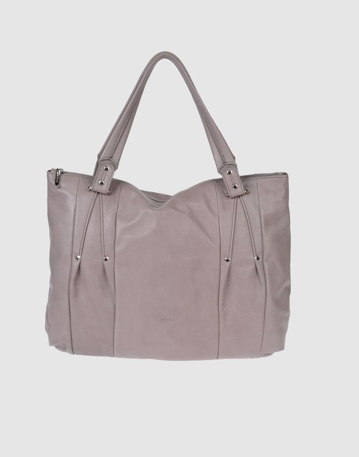 ARCADIA Large leather bag
