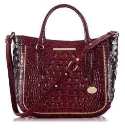 Brahmin Small Lena Arendelle Leather Tote