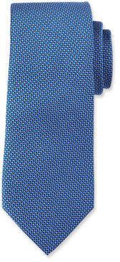 Neiman Marcus Men's Nailhead Silk Tie