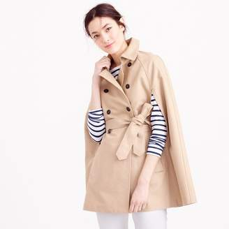Trench cape $178 thestylecure.com